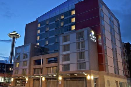 西雅图市中心凯悦广场酒店