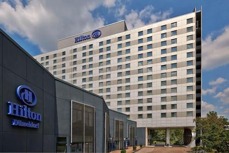 杜塞尔多夫希尔顿酒店