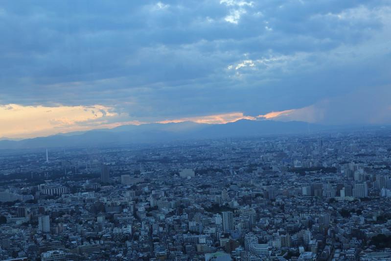 松本 潤 富士山