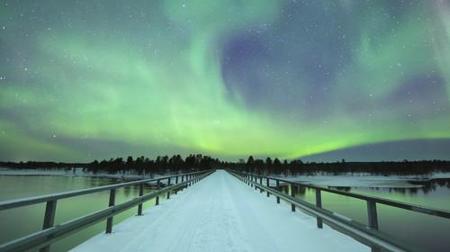 北极格陵兰+冰岛极光奇遇