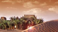 巴布铝沙姆斯沙漠度假村