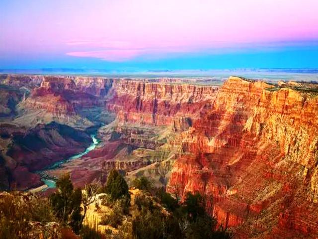 拉斯維加斯大峽谷國家公園一日游【南峽巴士含門票/可升級谷內直升機/可選含餐】