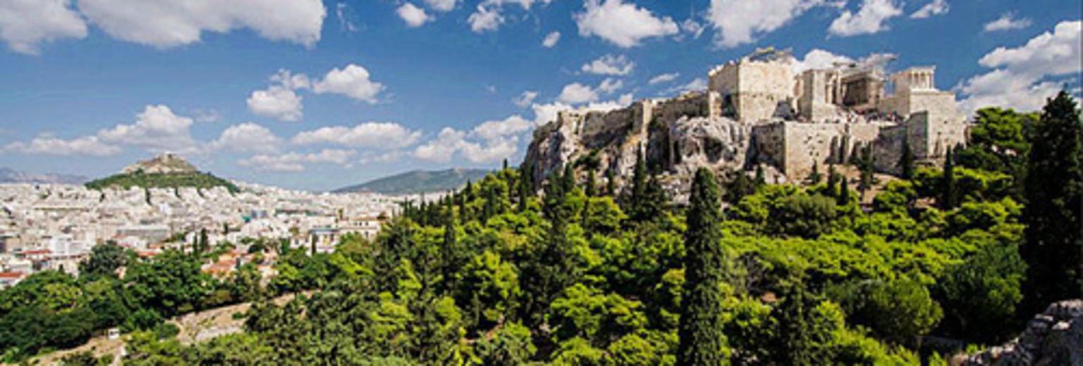 畅游雅典 探寻旧风景里的老滋味