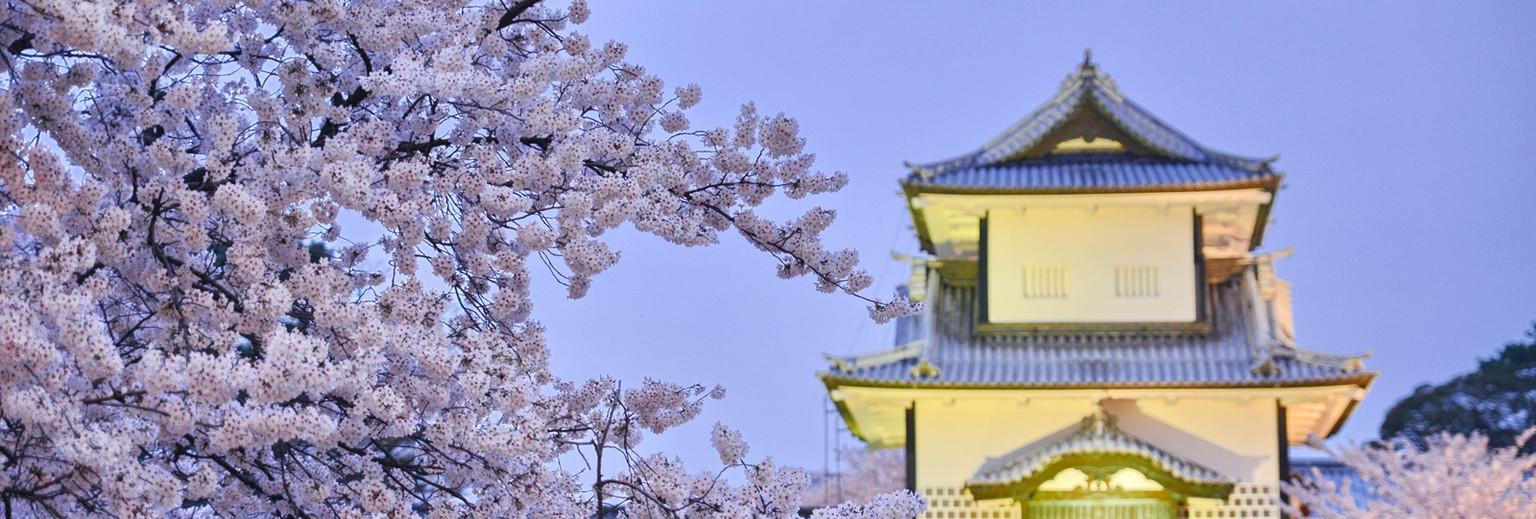 升龙道,日本中部美景道道看