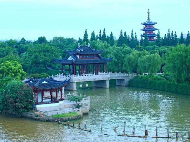 苏州 寒山寺