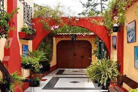 秘鲁星级精品公寓