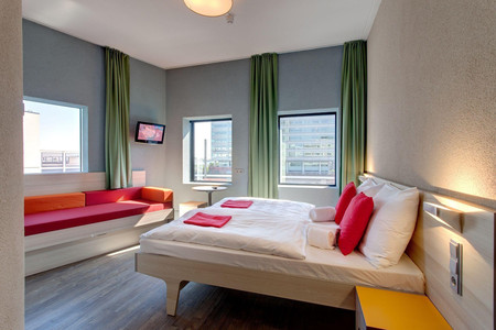阿姆斯特丹市西部梅宁阁酒店
