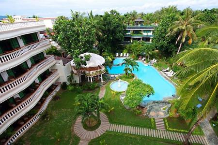 长滩岛天堂花园会议中心度假酒店