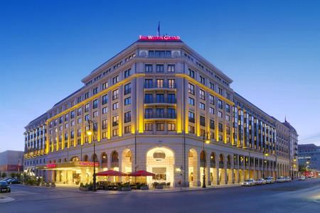 威斯汀柏林大酒店