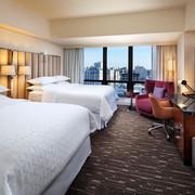 喜来登洛杉矶市区酒店图片