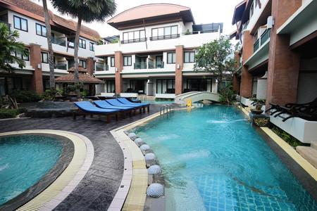 披披岛棕榈树度假酒店
