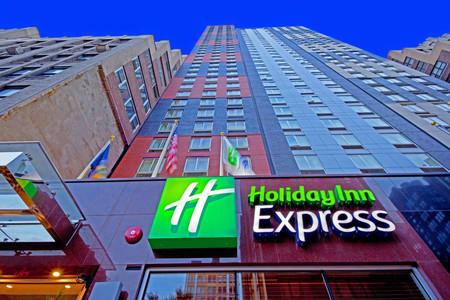 纽约时代广场智选假日酒店