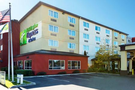 北西雅图海岸智选假日酒店