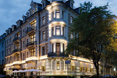 奥尔登豪华套房酒店