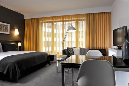 柏林哈克市场阿迪娜公寓式酒店