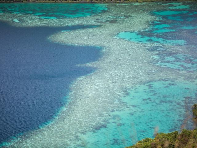 <仙本那敦沙卡兰海洋公园一日游>登顶珍珠岛 曼达布安岛 军舰岛浮潜 巴瑶族 贴心中文教练 GPS船