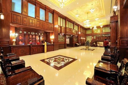 新太平洋酒店