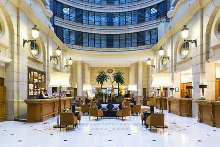 万豪巴黎香榭丽舍酒店