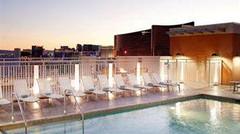 拉斯维加斯会展中心春季山丘套房酒店