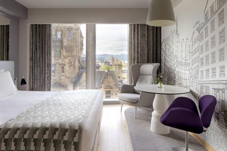 爱丁堡 G&V 皇家大道酒店