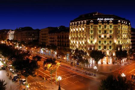巴塞罗那 GL 莫伽斯提克酒店&温泉