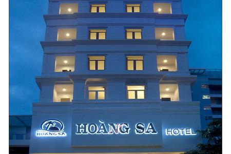 岘港黄沙酒店