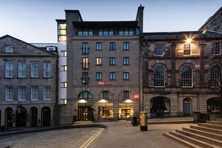 爱丁堡中心宜必思酒店