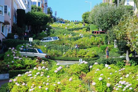 <美国洛杉矶-旧金山-金门大桥-九区花街-市区游5-8日游>洛杉矶接机,洛杉矶可选主题项目,畅玩旧金山风情地貌(当地游)