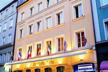 德意志橡树酒店