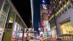 纽约时代广场希尔顿花园酒店