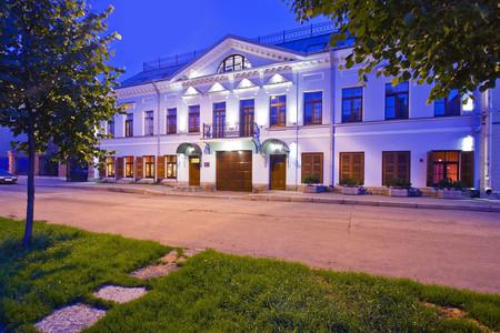 亚历山大旅馆