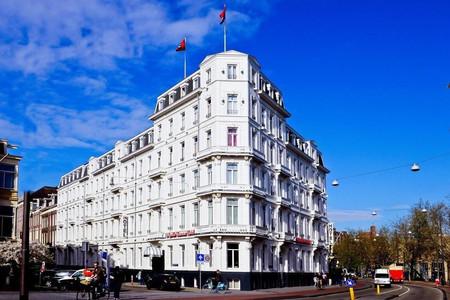 阿姆斯特丹市中心贝斯特韦斯特阿波罗博物馆酒店