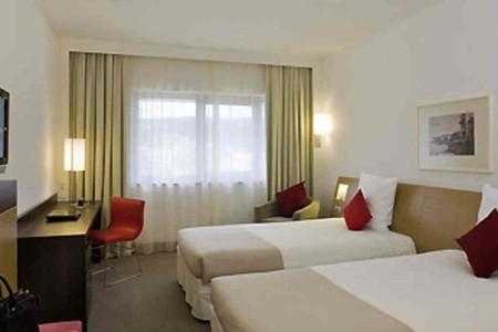 诺富特柏林蒂尔加滕酒店