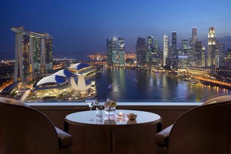 新加坡丽思卡尔顿美年酒店