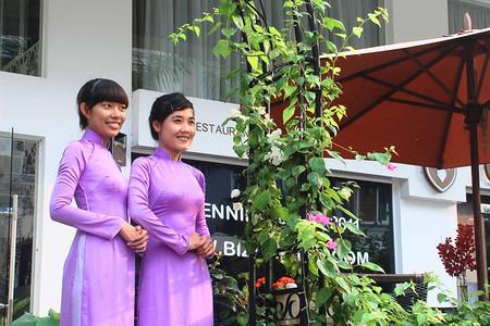 胡志明市比祖酒店