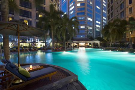 康拉德曼谷公寓酒店