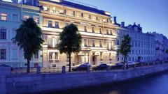 圣彼得堡多明娜顶级酒店