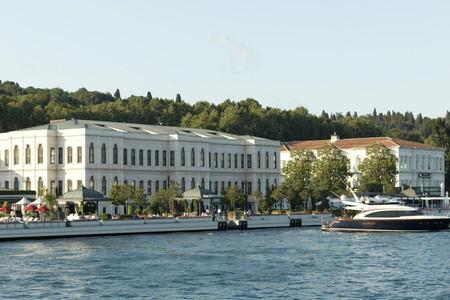 伊斯坦布尔博斯普鲁斯四季酒店