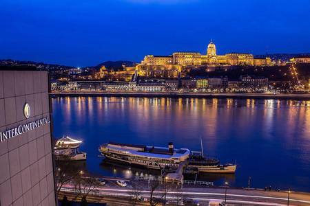 布达佩斯洲际酒店