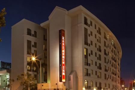 贝弗利山万豪长住酒店图片