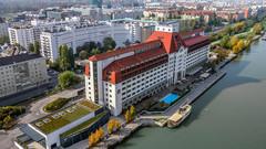 维也纳多瑙河滨希尔顿酒店