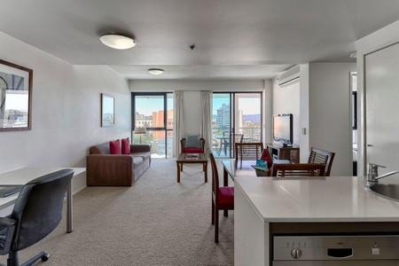 斯普林山探索酒店式公寓