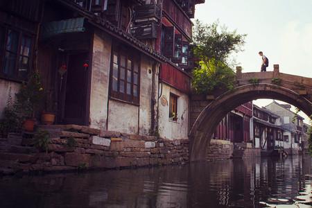 <周莊1日游>蘇州出發,純玩無購物,游水鄉,品江南,含周莊畫舫游船