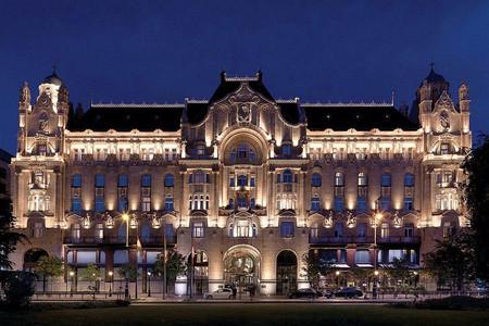 格雷沙姆宫四季酒店