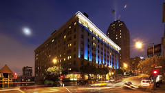 旧金山斯坦福万丽酒店