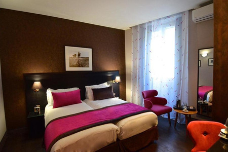 贝斯特韦斯特马德里酒店