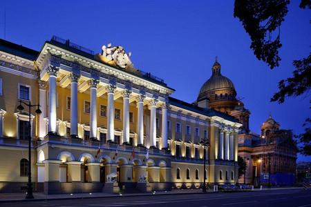 圣彼得堡狮子宫四季酒店