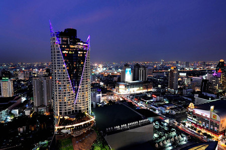 曼谷盛泰澜中央世界商业中心酒店
