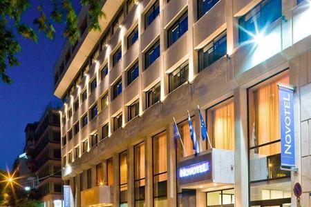 诺富特雅典酒店