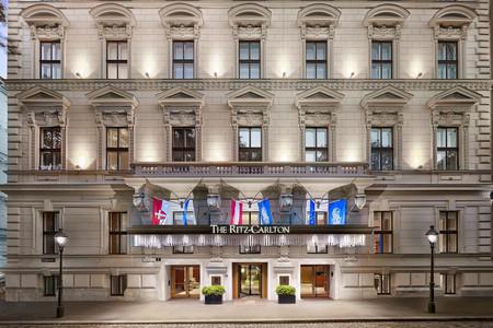 维也纳丽思卡尔顿酒店